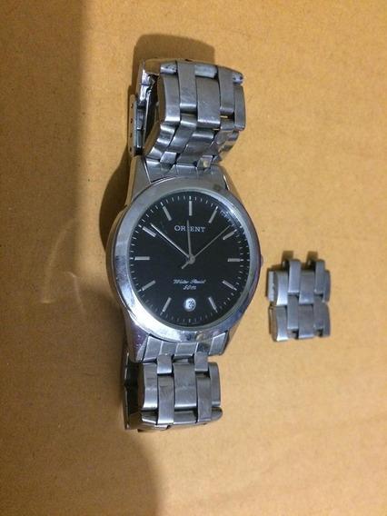 Relógio Orient Quartz Bem Conservado