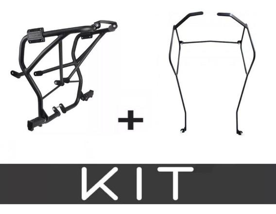 Kit Protetor Motor Carenagem Xre 300 2010 A 2019 Chapam
