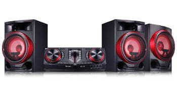 Mini System Lg 2250w Bluetooth Cd Usb - Cj88.abrallk