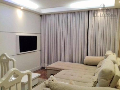 Imagem 1 de 23 de Apartamento Com 3 Dormitórios À Venda, 65 M² Por R$ 275.000 - Vila Ipê - Campinas/sp - Ap15182