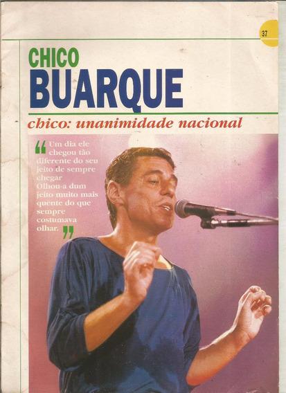 Revista Grandes Da Mpb - Chico Buarque