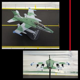 1:100 Embraer Amx A-1b Base Aérea De Santa Cruz Brasil
