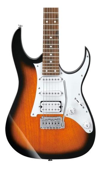 Guitarra Electrica Ibanez Grg140sb 1 Mic Doble Y 2 Simples