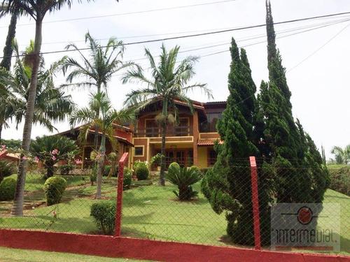 Chácara Residencial À Venda, Fazenda Castelo, Boituva. - Ch0533