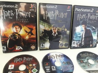 Ps2box Harry Potter + Frete