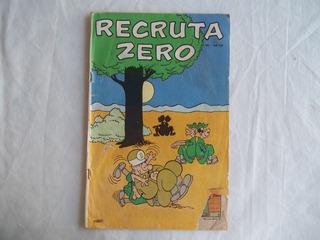 Gibi Hq Recruta Zero 148 Rio Gráfica 1974 Raro Leia Anúncio