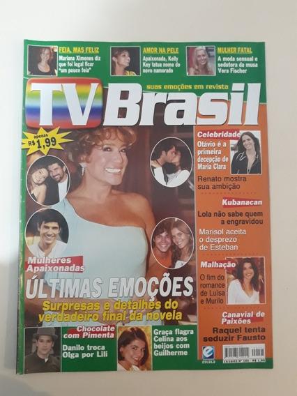 Tv Brasil 195 Susana Vieira Kelly Key Maitê Proença Malu M