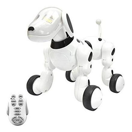 Cão Robot Inteligente -dança, Fala, Faz Pipi, Rola, Perfeito