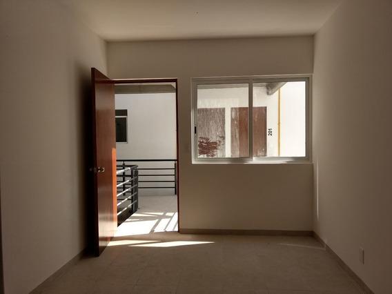Departamento En Renta En Coyoacán 2 Habitaciones 2 Baños Completos