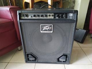 Amplificador Para Bajo Peavey. 75 W.