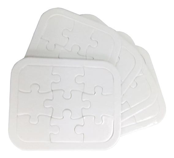 Rompecabezas 9 Piezas Carton Importado Para Sublimar