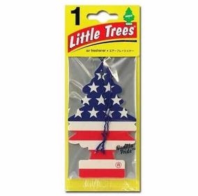 50 Unidades Aromatizante Little Trees Vanilla Pride(eua)