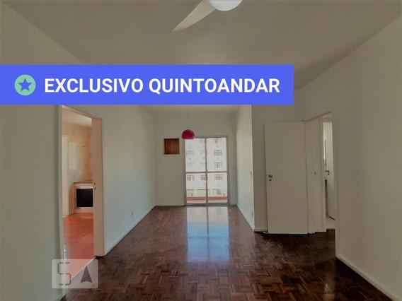 Apartamento No 2º Andar Com 2 Dormitórios E 1 Garagem - Id: 892972050 - 272050