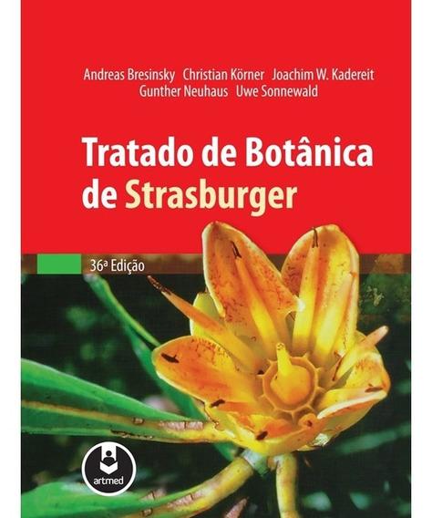 Livro - Tratado De Botânica De Strasburger - Bresinsky