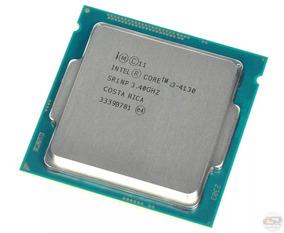 4130 Core I3 Processador Intel 3.40ghz 1150 - Gamer I3