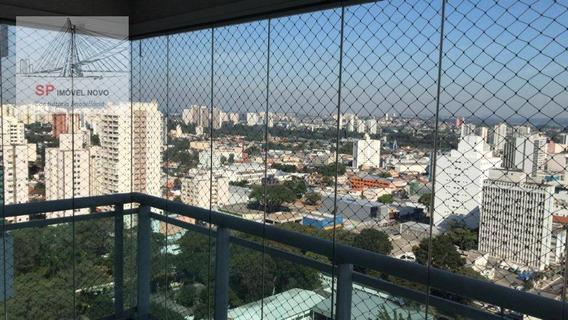 Apartamento À Venda, 46 M² Por R$ 455.000,00 - Alto Da Boa Vista - São Paulo/sp - Ap13371