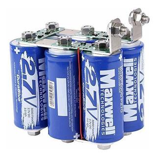 Ultra Capacitor Maxwell 350 F 2 7v en Mercado Libre Argentina