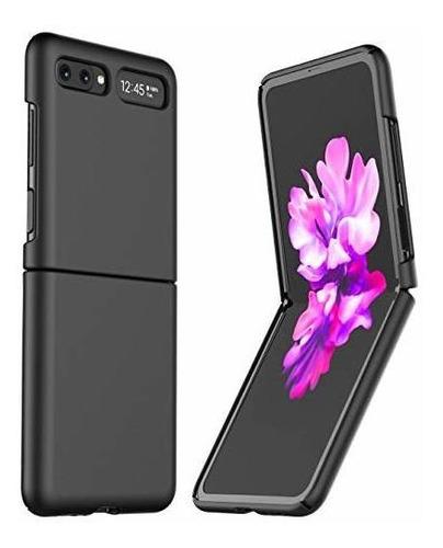 Araree Aero, Galaxy Z Flip Case, Estuche De Policarbonato Ul