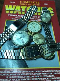 Sucatas De Relógios Antigos Mido Seiko Mondaine Champion A33