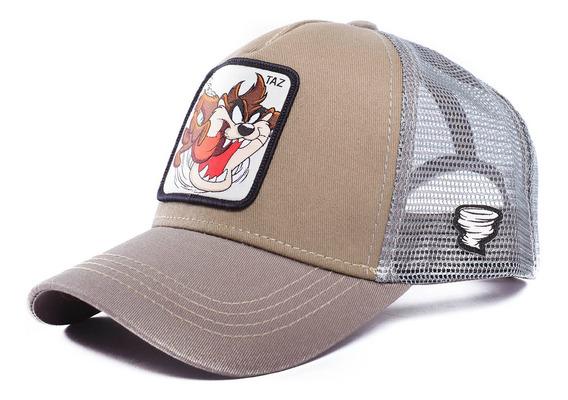 Gorra Capslab Trucker Looney Tunes Taz Demon -clloo1taz4- Tr