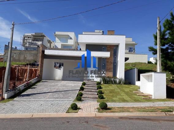 Casa Nova E Moderna Condominio Residencial Aruã Brisas Mogi Das Cruzes - 592