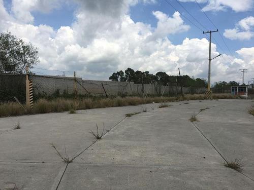 Imagen 1 de 4 de Terreno Industrial En Venta, Todos Los Servicios