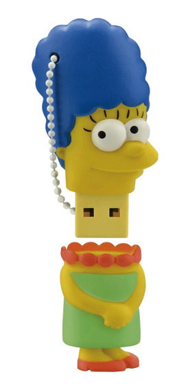 Pendrive 8gb Simpsons Marge Multilaser - Pd073