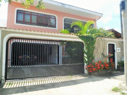 Excelente Casa À Venda No Parque Da Figueira/nova Europa - Campinas/sp - Ca13952