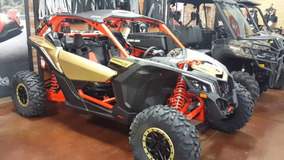 Can-am Maverick X3 Xrs 2017 0km Utv Arenero Off Road