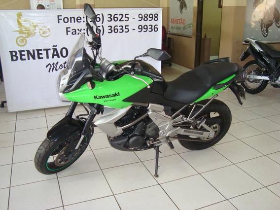 Kawasaki Versys 650 Verde 2010