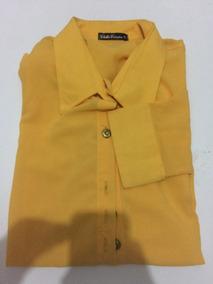 Camisa Viscose/jeans/crep G