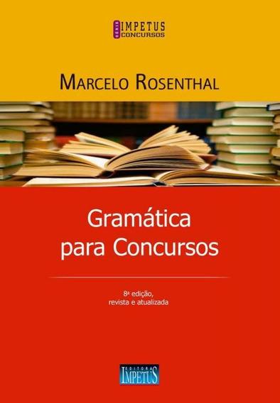 Gramatica Para Concursos - Impetus