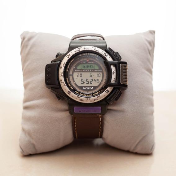 Relógio Casio Pro Trek Dpx-500 Ano 1995