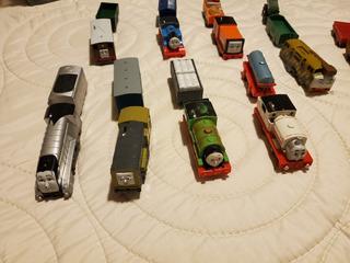 Trenes Thomas Track Master