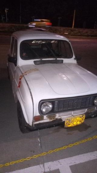 Renault R 4 Renault 4 Modelo 87