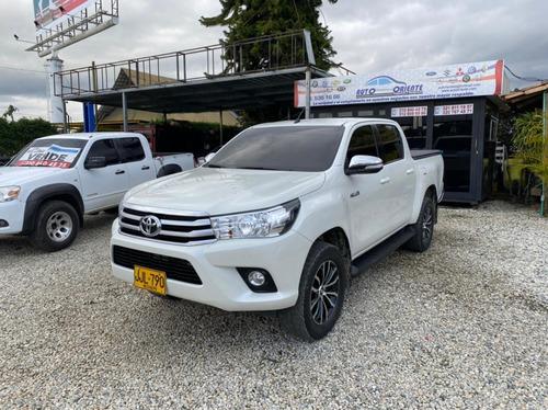 Toyota Hilux Srv 2018 Dc 4*4 At/tp Diesel Cuero Refull
