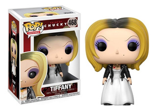 Funko Pop Movies Horror La Novia De Chucky Tiffany Original
