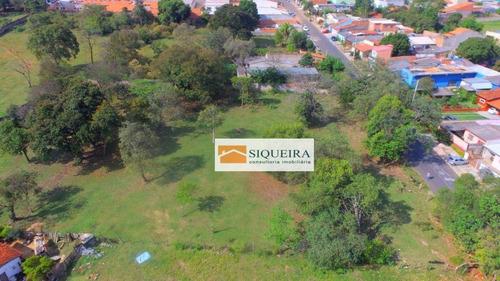 Área À Venda, 5400 M² Por R$ 2.500.000 - Jardim Nogueira - Sorocaba/sp - Ar0047