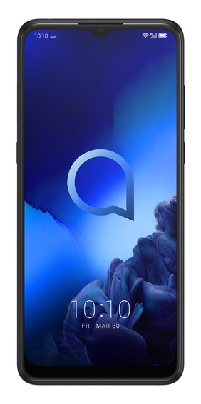 Celular Libre Alcatel 3x 2019 Negro 64gb 4g