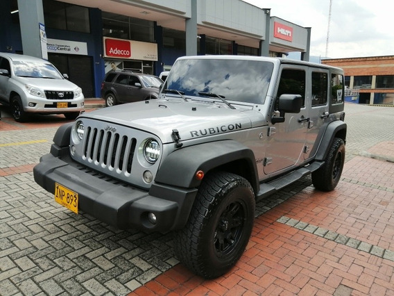 Jeep Wrangler Unlimited 3.6cc At 2016
