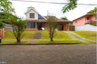 Casa Com 4 Dormitórios Para Alugar Por R$ 4.600/mês - Rio Tavares - Florianópolis/sc - Ca0400