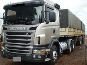 Scania G 420 Ano 2012 + Bitrem Random Ano 2012