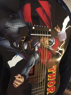 Guitarra Acústica Infantil The Mighty Thor