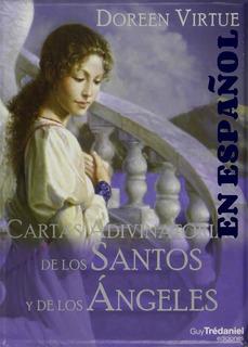 Cartas Adivinatorias Santos Y Ángeles - Doreen Virtue
