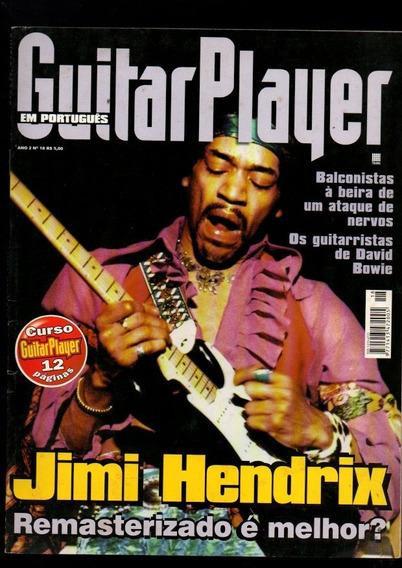 Revista Coleção Guitar Player Nº 18,22,27 A Sua Escolha 611