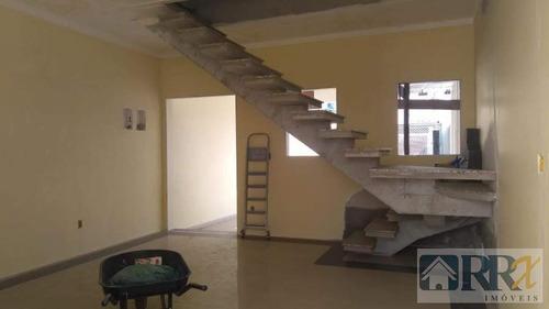 Sobrado Para Venda Em Suzano, Jardim Míriam, 3 Dormitórios, 1 Suíte, 2 Banheiros, 4 Vagas - 58_2-760007