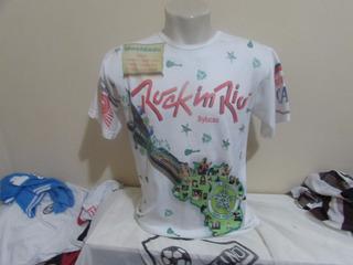 Camisa Da Escola De Samba Mocidade De Padre Miguel Rock Rio
