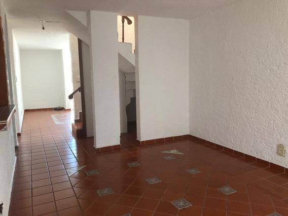 Se Renta Casa En Las Alamedas Atizapán De Zaragoza En Fracc Privado. D.m