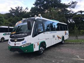Bus Servicios Especiales Chevrolet Frr Modelo 2013 Marcopolo