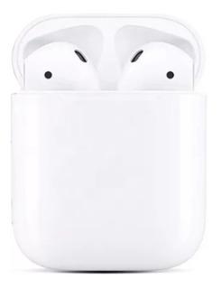 Auriculares inalámbricos i12 TWS blanco